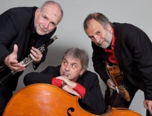 JEM - Stefan Engelmann (Bass), Helmut Eisel (Klarinette), Michael Marx (Gitarre)