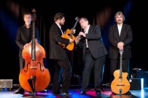 Joscho Stephan Helmut Eisel Quartett 2 12 2011