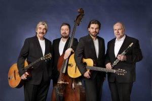 Joscho Stephan Helmut Eisel Quartett © Manfred Pollert 2018 1024x683